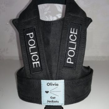 Police Cat Jacket 1